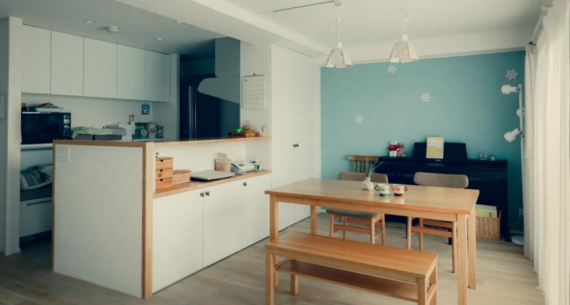 リノベーション / cozyの部屋 ダイニングとキッチン