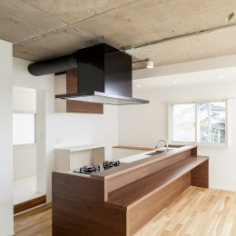 『RENOVATION MANSION PJ』-2 (〔3〕Dining Kitchen)