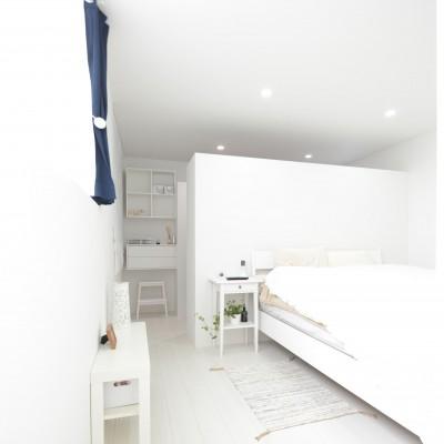 寝室 (case200)
