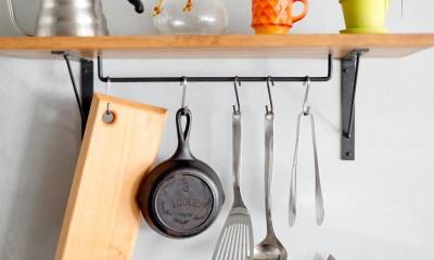 光の環り (キッチン)