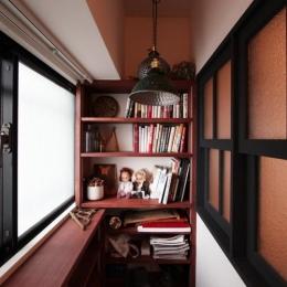 VINSTA - 小窓 × 白ブリック - (ENTRANCE2)