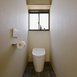 M邸_おうちでアウトドア (トイレ)