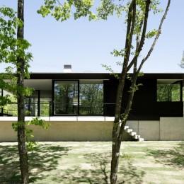 060軽井沢Kさんの家