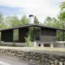 060軽井沢Kさんの家の写真 外観