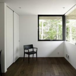 060軽井沢Kさんの家 (客室)