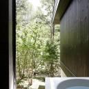 060軽井沢Kさんの家の写真 浴室