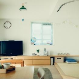 リノベーション・リフォーム会社 アネストワンの住宅事例「リノベーション / cozy」
