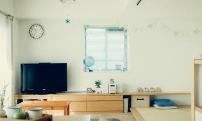 リノベーション / cozy (みんなが集るLDK)