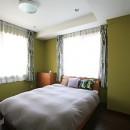 O邸の写真 ベッドルーム
