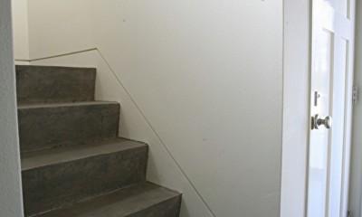 O邸 (階段)