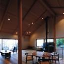 伊豆天城高原の別荘 -DOVE VAI-の写真 リビング