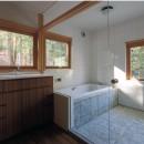 伊豆天城高原の別荘 -DOVE VAI-の写真 浴室