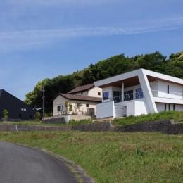N12-house「回遊テラスのあるガレージハウス」