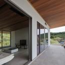 N12-house「回遊テラスのあるガレージハウス」の写真 2階テラスバルコニー