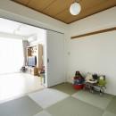 T邸_お気に入りが彩る白いキャンバスの写真 和室