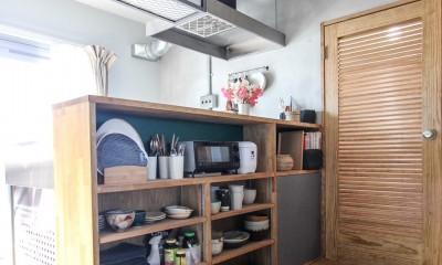 ふたりだけの特別なスペース (キッチン)