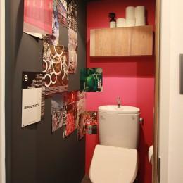 男前なグレー (トイレ)