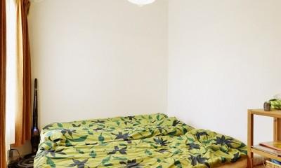 東京都国立市K様邸 ~漆喰で育つ感性~ (ベッドルーム)