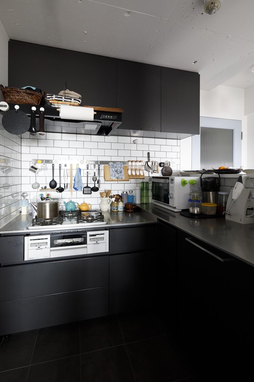 Romanesco-好きで集めたものを眺める、アーリーリタイアの暮らし (キッチン)