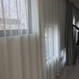 C邸 自由に暮らすフルリノベーション (メインベッドルーム)