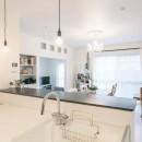 フレンチシックな住まいへの写真 キッチン