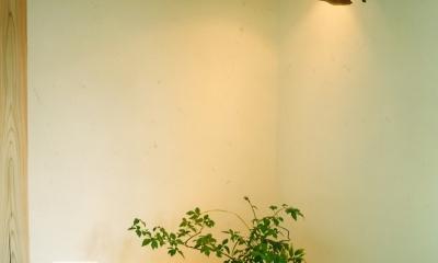 岩室の家 地元の加工技術で作る家