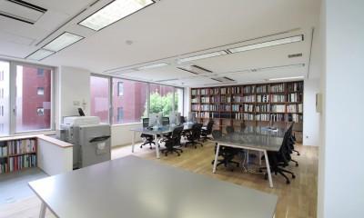 オフィス|居心地の良いオフィス空間でクリエイティブな発想を。
