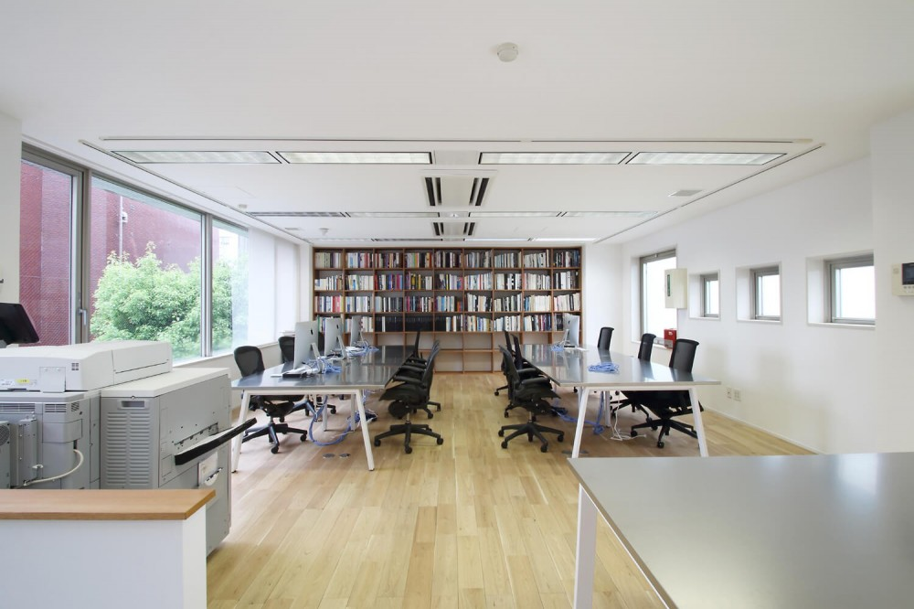 居心地の良いオフィス空間でクリエイティブな発想を。 (オフィス)