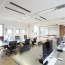 居心地の良いオフィス空間でクリエイティブな発想を。の写真 オフィス