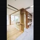 居心地の良いオフィス空間でクリエイティブな発想を。の写真 会議室