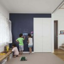 Kentaro Toyoda Fukayamaの住宅事例「浜田山の家|スタイリッシュなNYスタイルの空気が漂う大階段のリノベーション」