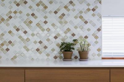 キッチン (浜田山の家|スタイリッシュなNYスタイルの空気が漂う大階段のリノベーション)