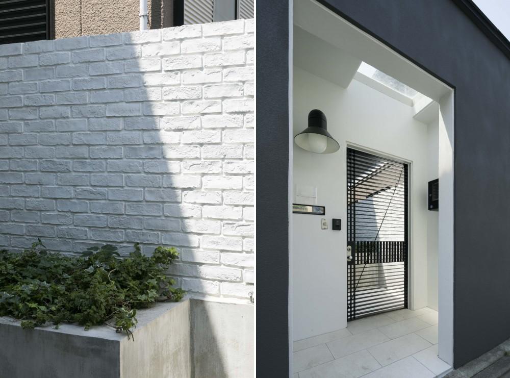 浜田山の家|スタイリッシュなNYスタイルの空気が漂う大階段のリノベーション (外観)