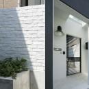 浜田山の家|スタイリッシュなNYスタイルの空気が漂う大階段のリノベーションの写真 外観