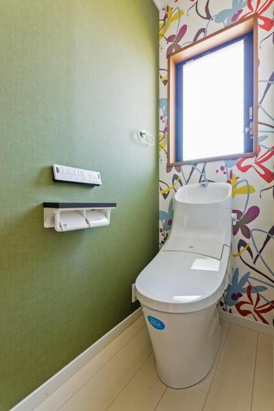 トイレ (サニーデイズルーム)
