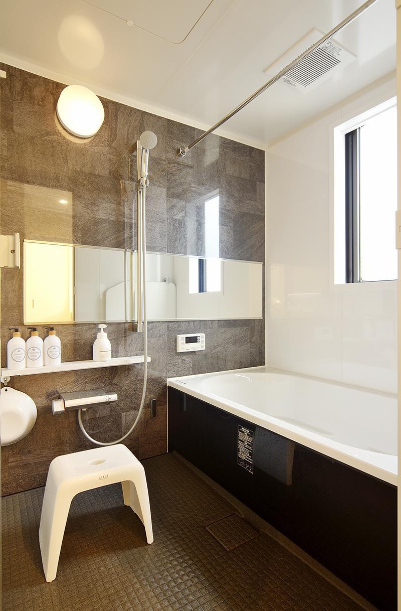 フリースタイルリビング (浴室)