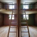 甲斐元町の家~遊び心のある家~の写真 子供部屋