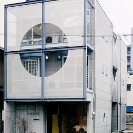 光と風が流れる家|O HOUSE