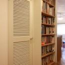 牛込神楽坂 マンションリノベーションの写真 廊下
