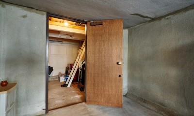 木と風の家の仲間に加わった梯子とタイル~戸建てリノベーション~ (木と風の家の仲間に加わった梯子とタイル【戸建て】の)