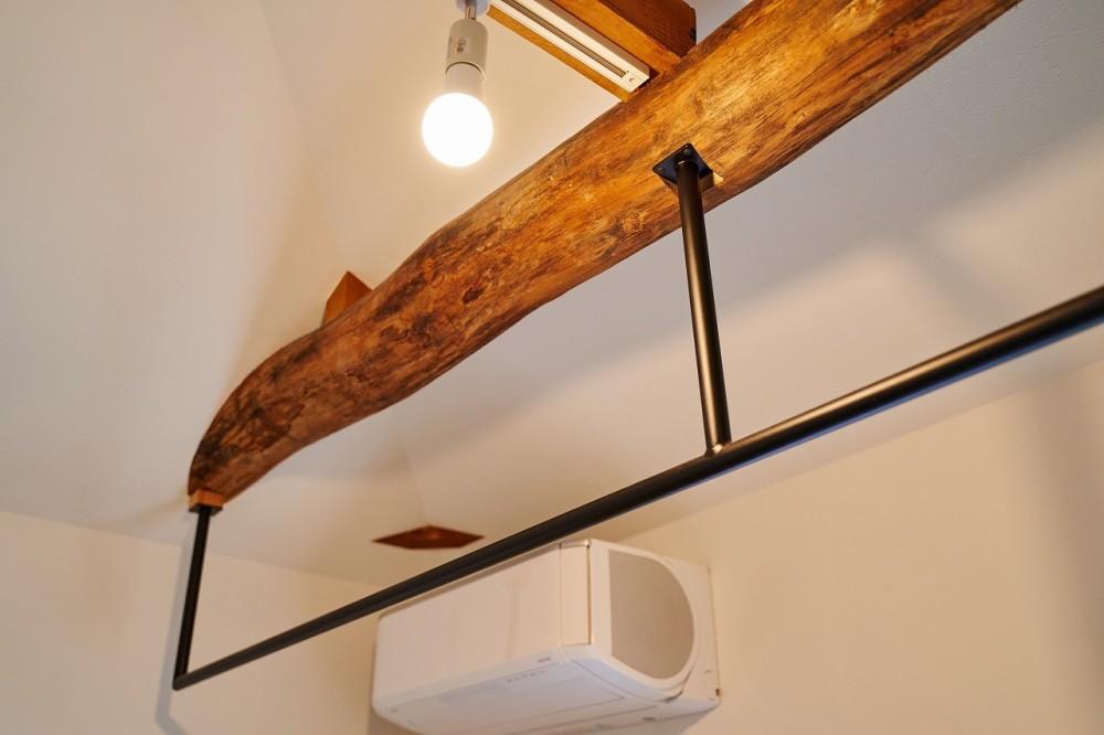 木と風の家の仲間に加わった梯子とタイル~戸建てリノベーション~ (木と風の家の仲間に加わった梯子とタイル【戸建て】のその他)