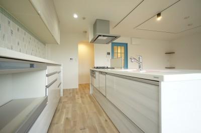 キッチン2 (『キッチンを中心に』)