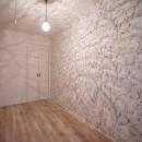 『キッチンを中心に』の写真 居室2