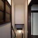 築60年 下町町屋の耐震改修の写真 2階 階段室