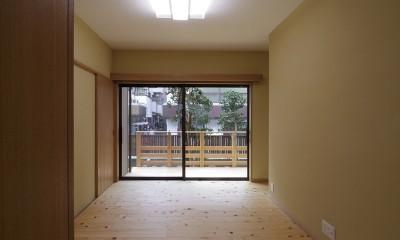 築70年 和モダン耐震改修住宅