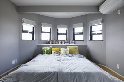 寝室 (N邸_private Hotel Blooklyn)