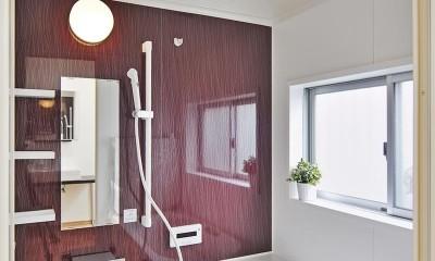 浴室|陽だまりの家