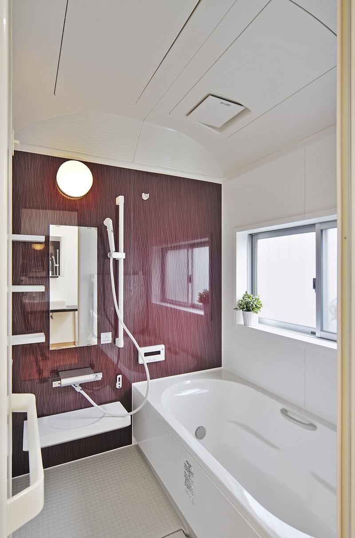 陽だまりの家 (浴室)