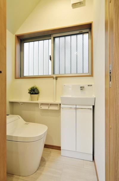 トイレ (陽だまりの家)
