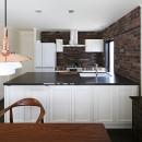Y邸の写真 キッチン正面